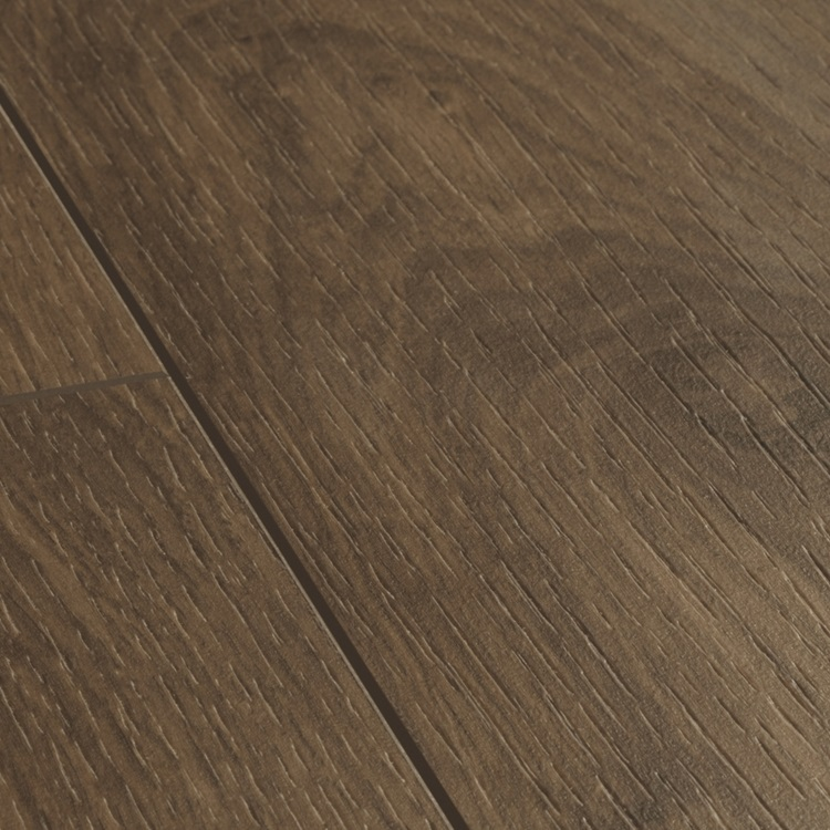 Donkerbruin Balance Glue Plus Vinyl Cottage oak dark brown BAGP40027
