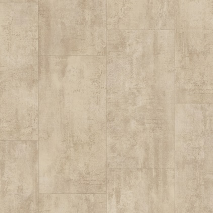 Beige Ambient Click Vinyl Cream travertin AMCL40046