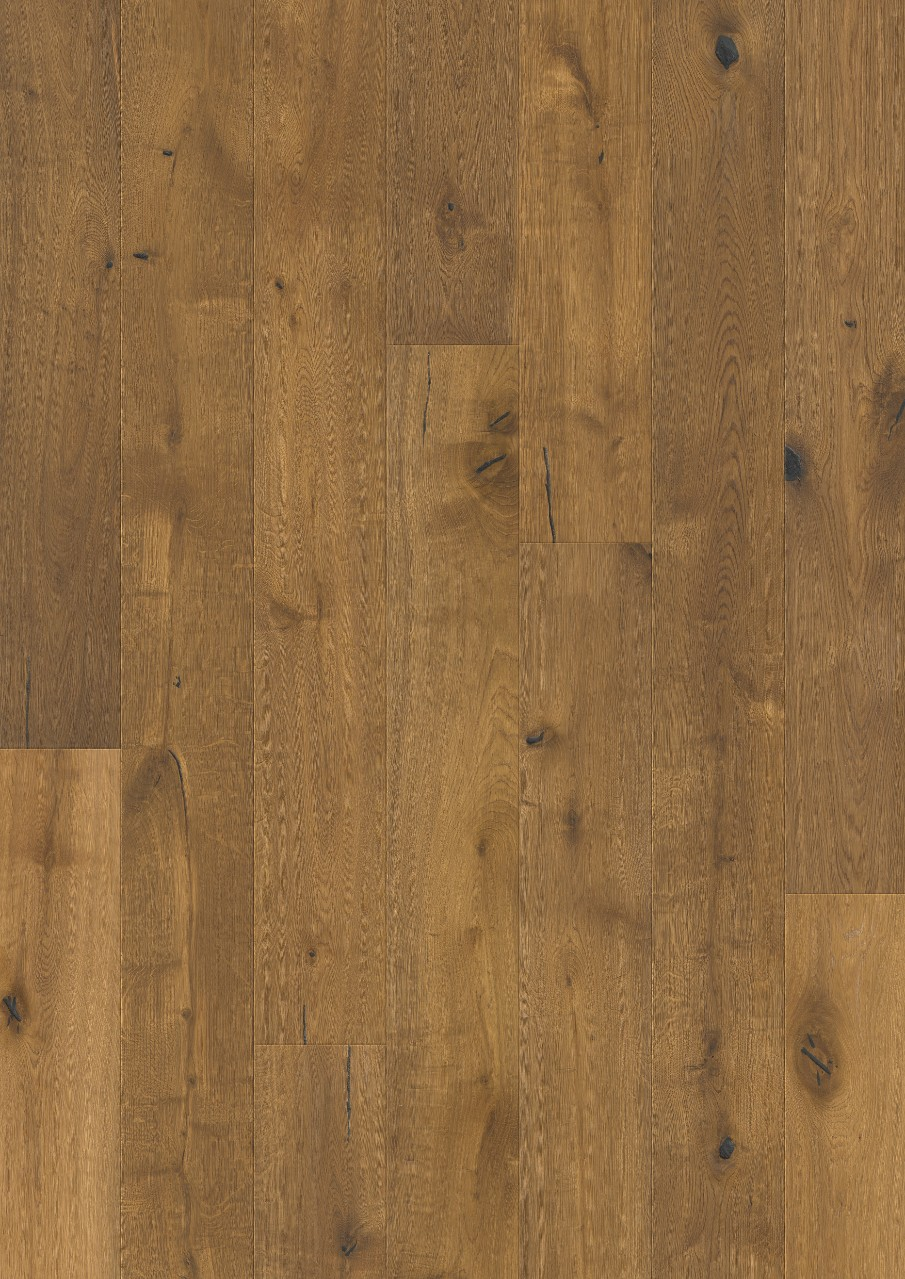 Dark brown Imperio Parquet Caramel oak oiled IMP1625S