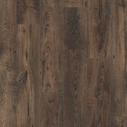 Black Perspective Wide Laminate Reclaimed chestnut brown UFW1544