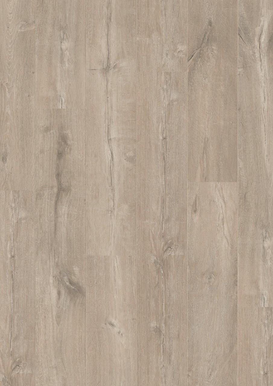 Světle šedá Perspective Wide Laminát Dub Karibský šedý ULW1536
