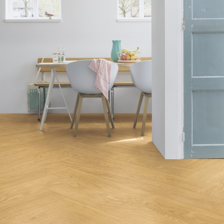 Natural Balance Click Vinyl Select oak natural BACL40033