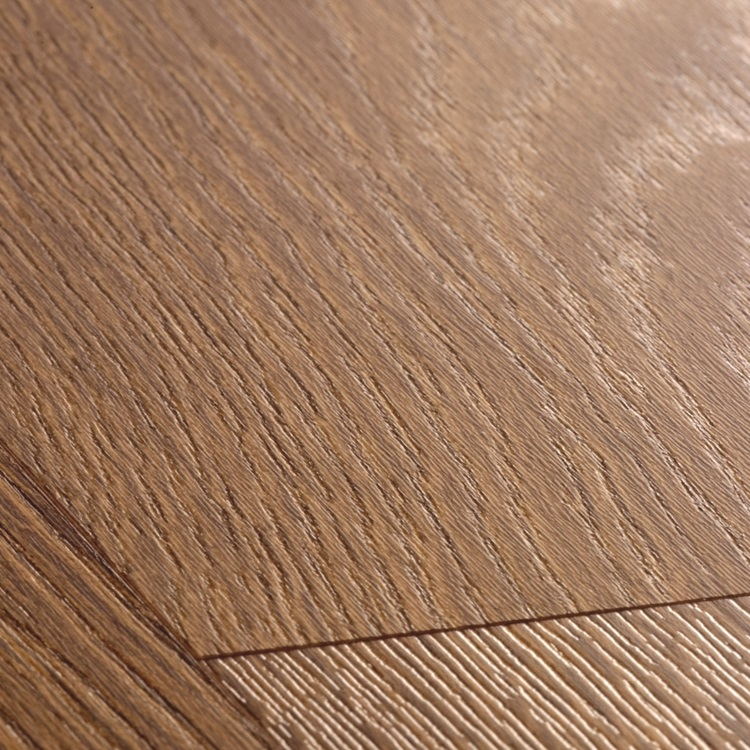 Dark brown Classic Laminate Old oak natural CLM1381