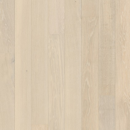 White Castello Hardwood Snow white oak extra matt CAS3884S