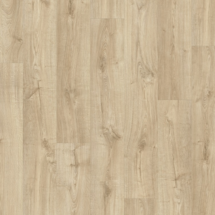 Beige Pulse Click Plus Vinyl Autumn oak light natural PUCP40087