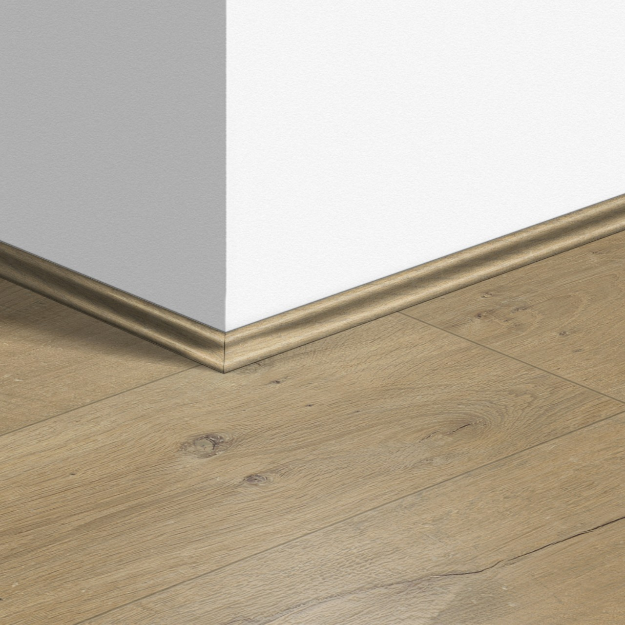 QSSCOT Laminate Accessories Soft oak medium QSSCOT01856