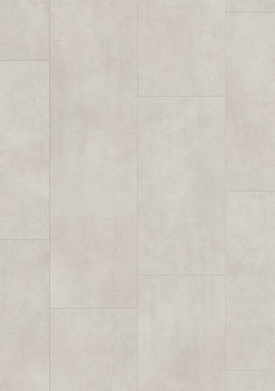 Light grey Ambient Click Plus Vinyl Light concrete AMCP40049
