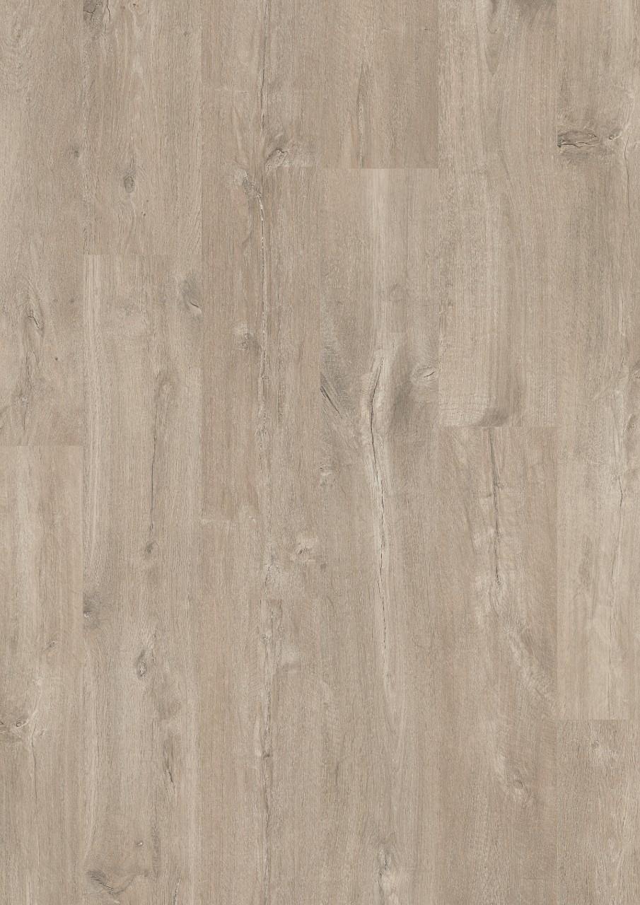 Světle šedá Eligna Wide Laminát Dub Karibský šedý UW1536