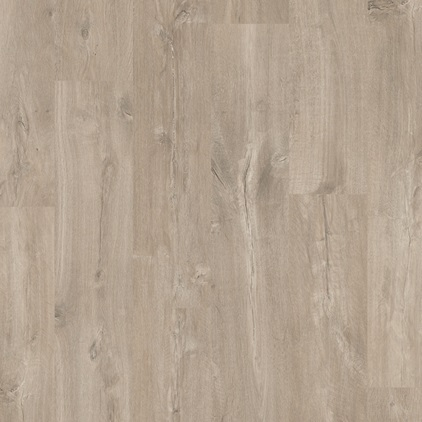 Light grey Eligna Wide Laminate Caribbean oak grey UW1536