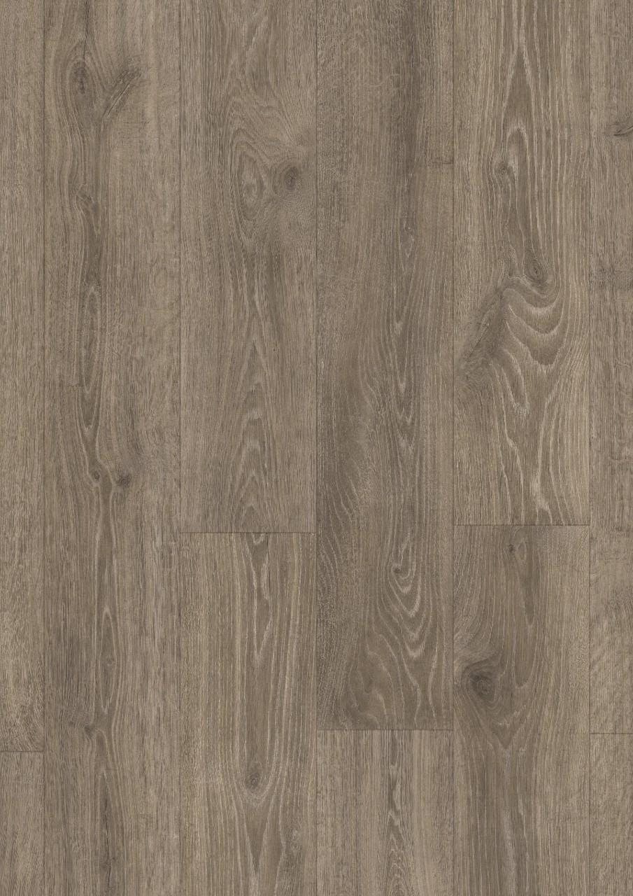Темно-серый Majestic Ламинат Дуб лесной массив коричневый MJ3548