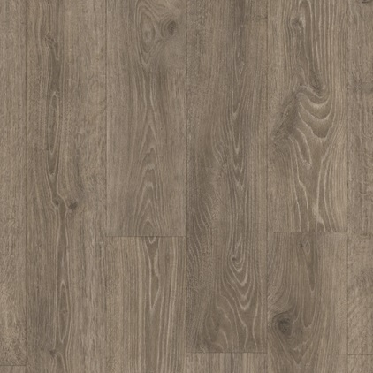 Dark grey Majestic Laminate Woodland Oak Brown MJ3548