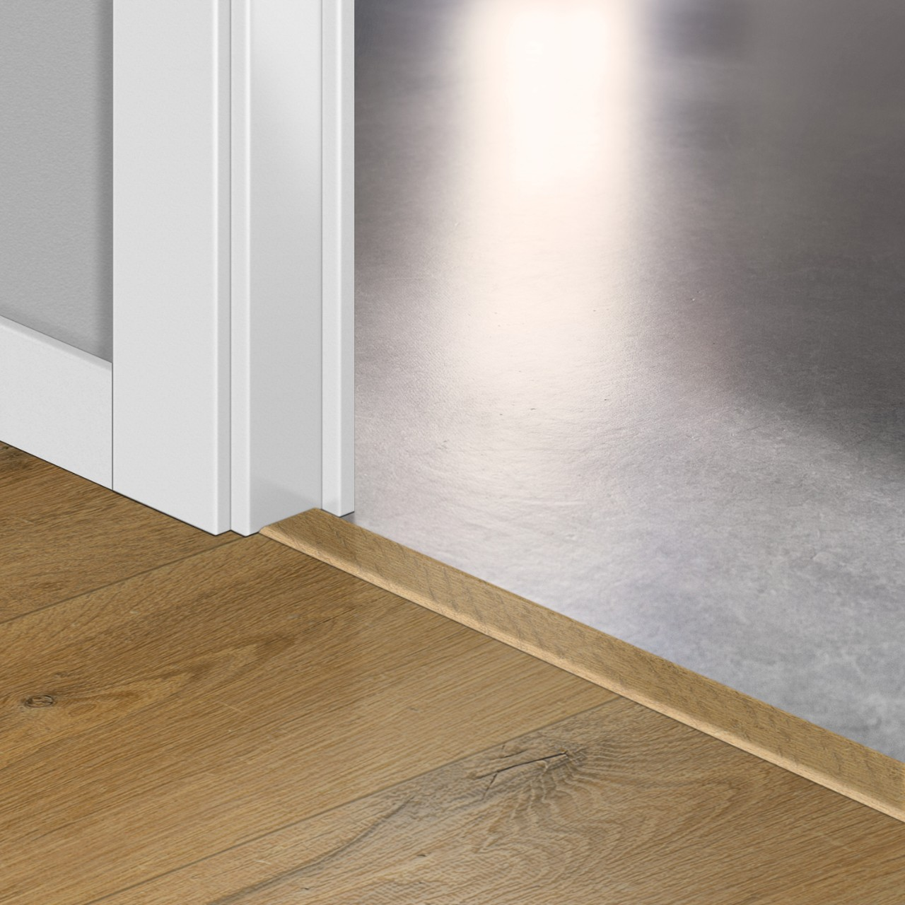 QSINCP Laminate Accessories Soft oak natural QSINCP01855