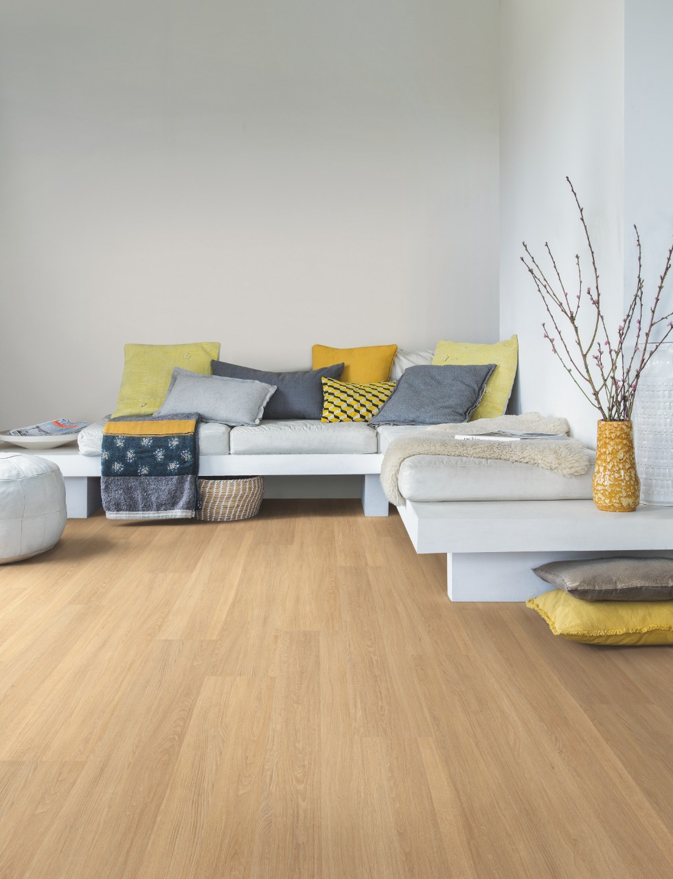 Natural Floorest Premiere Pisos Laminados Essencial oak FPR1577