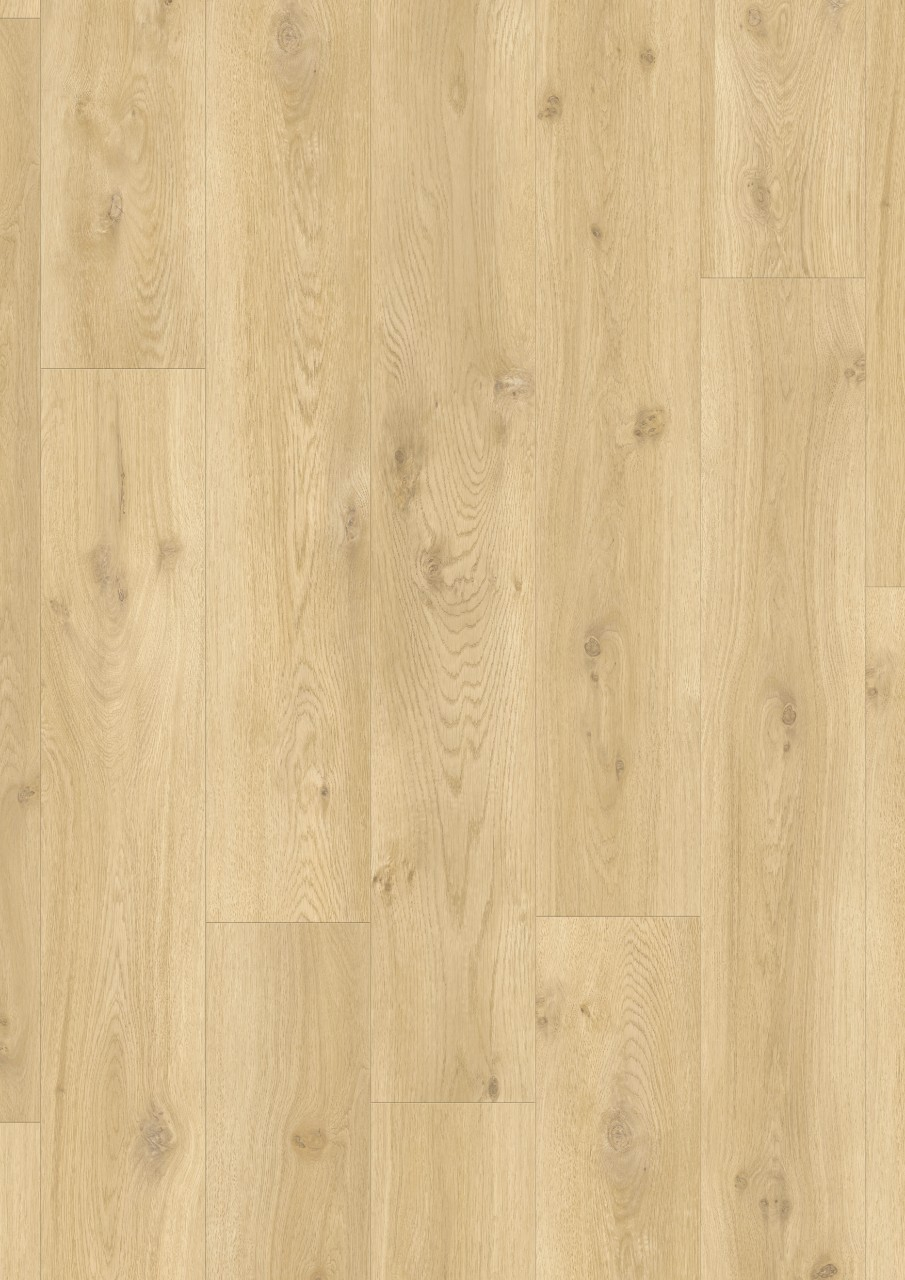 Bacl40018 drift oak beige beautiful laminate timber vinyl floors - Quick step parquet ...