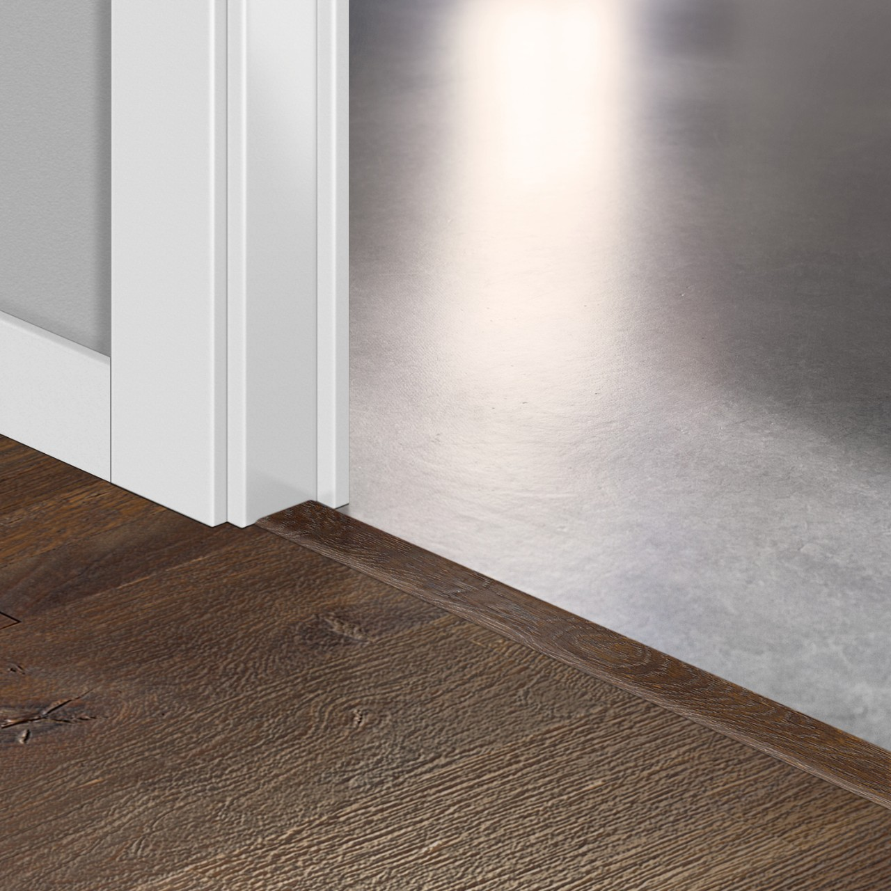 QSWINCP Parquet Accessories Incizo Profile (matching colour) QSWINCP01632