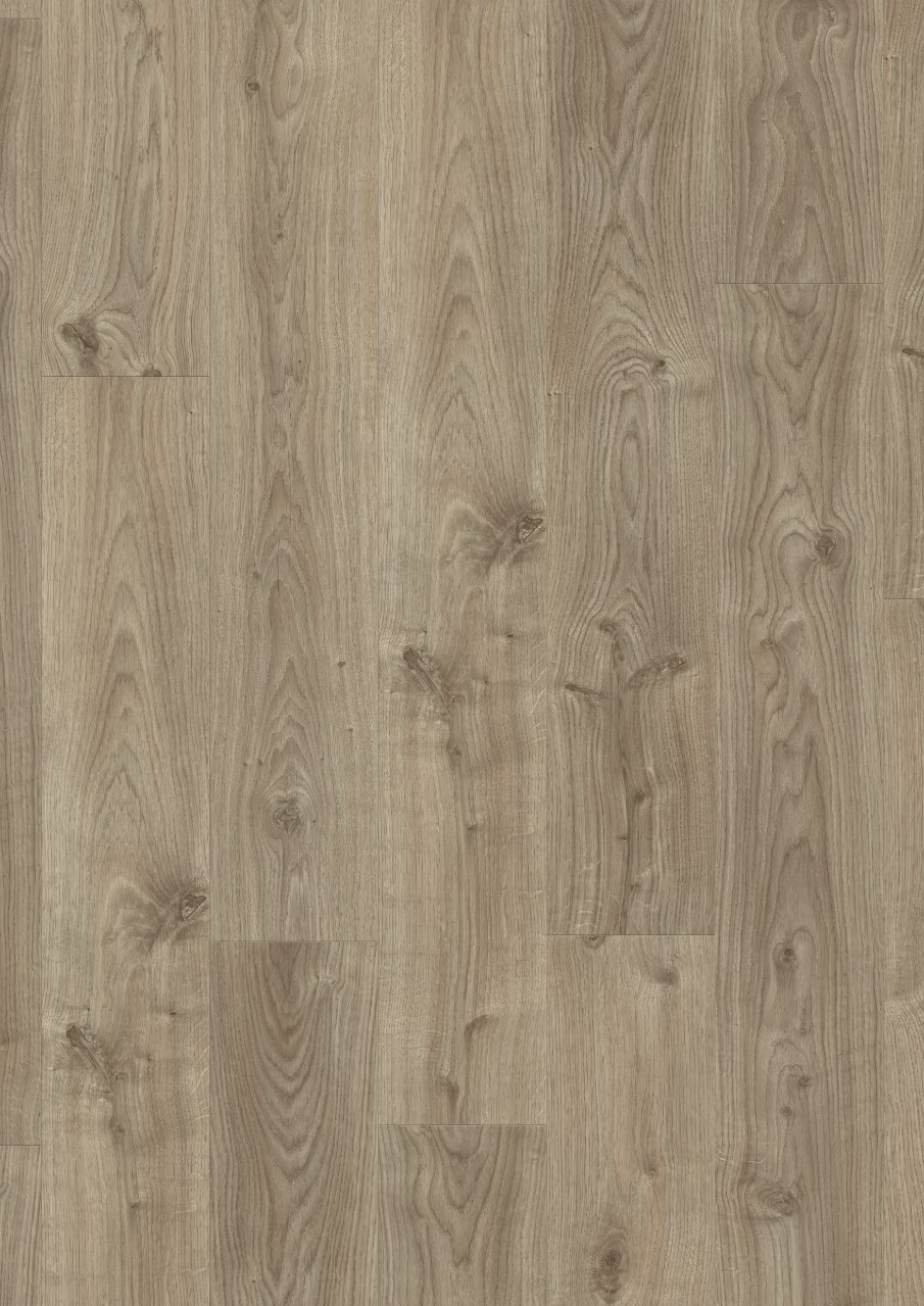 Dark grey Balance Rigid Click Vinyl Cottage oak brown grey RBACL40026