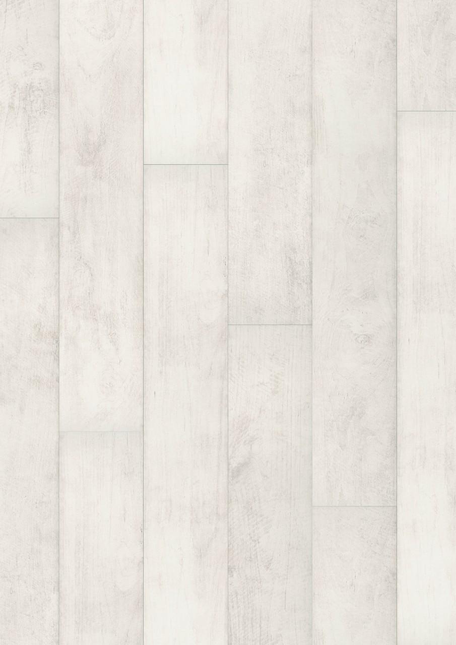 Bílá Classic Laminát Týk bílý bělený CLM1290