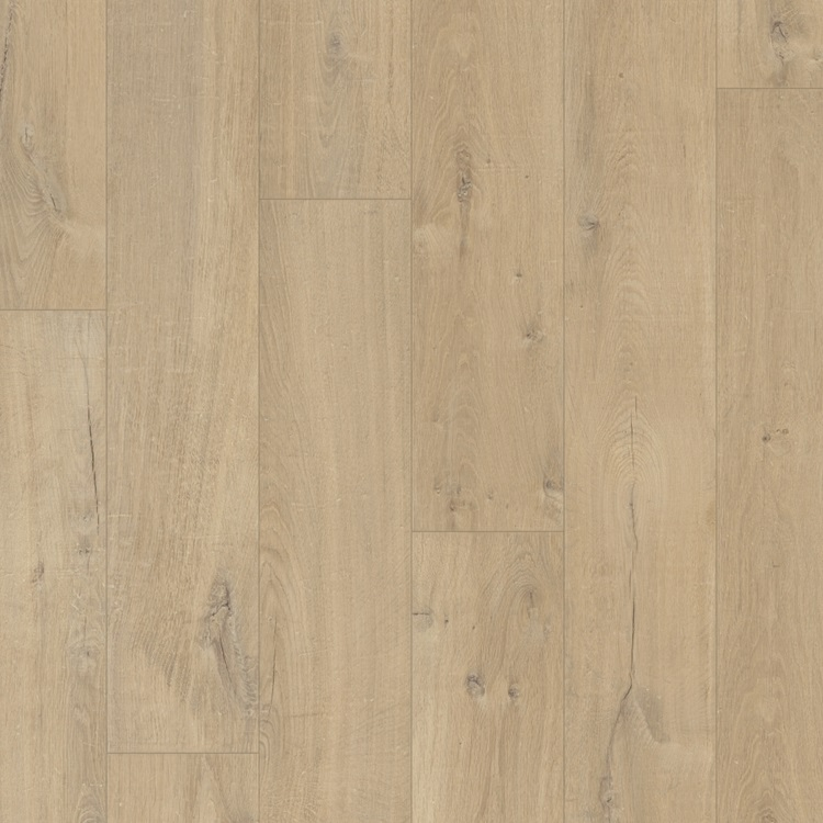 Beige Impressive Ultra Laminate Soft oak medium IMU1856