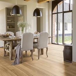 Quick-Step Castello wood click flooring