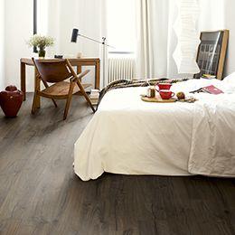 Impressive ultra waterproof laminate click floors