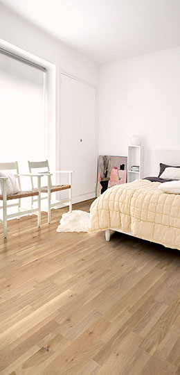 Variano hardwood click flooring