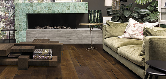 Imperio real wooden floor
