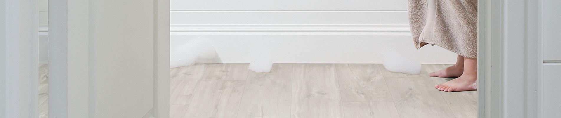 Waterbestendige vloeren