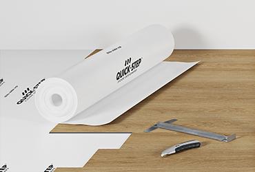 Простой монтаж винилового напольного покрытия