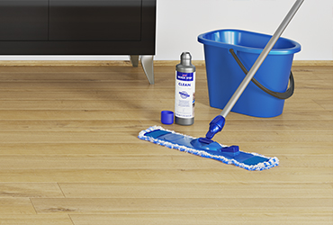 Add the perfect touch to your laminate flooring