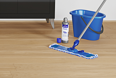Worry-free maintenance with timber flooring