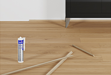 Add the perfect finishing touch to your timber flooring