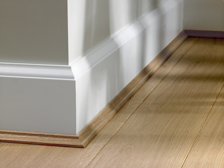 How To Miter Skirting Boards Beautiful Laminate Timber