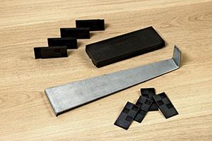 i have chosen a quick step floor what else do i need to. Black Bedroom Furniture Sets. Home Design Ideas