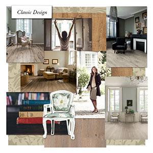 Classic interior style - Quick-Step