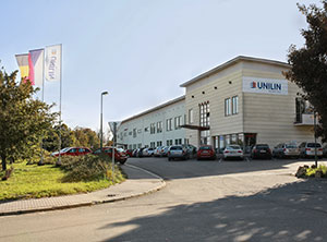 Quick-Step wood flooring factory in the Czech Republic