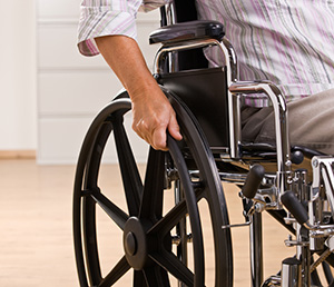 Quick-Step flooring, perfect for people with disabilities