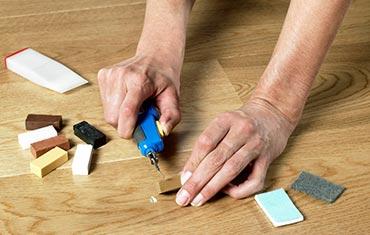 Quick-Step-Reparaturkitt