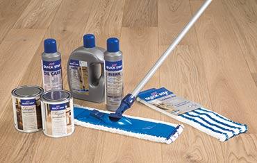 Je parketvloer schoonmaken quick step.be