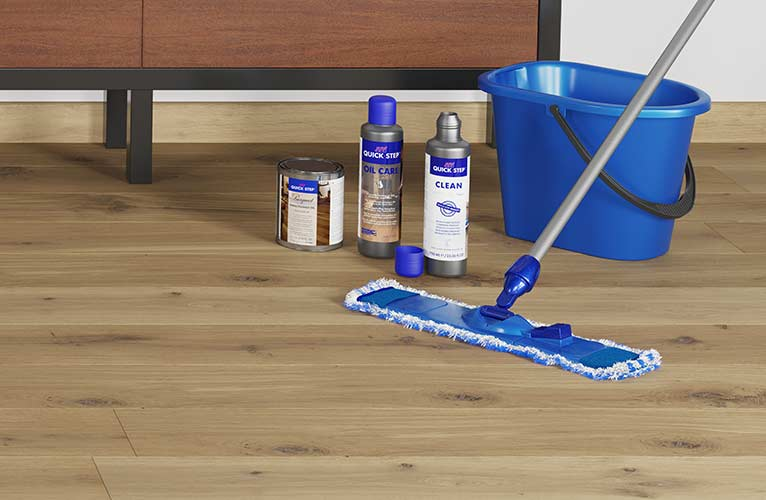 How To Clean Your Wood Flooring Quick Step