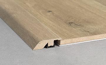 Hoe kan ik verschillende vloerhoogtes samenvoegen
