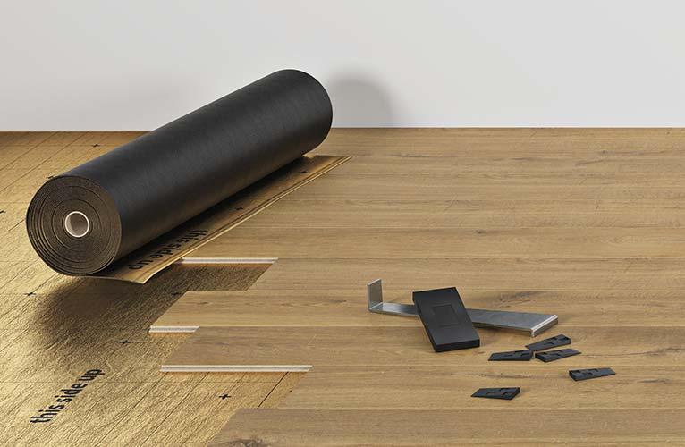C mo instalar suelo laminado - Como poner un suelo laminado ...