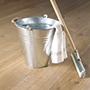 Quick-Step Impressive Ultra laminate flooring, farewell dust and dirt