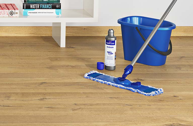 How To Clean Your Laminate Flooring Quick Step