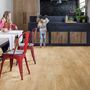 Quick-Step vinyl and waterproof laminate floors for kitchen and living room