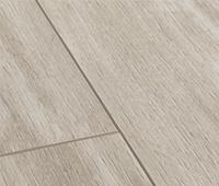 Piso de vinil com estrutura de madeira elegante