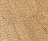 Vinyl flooring with intense wood structure