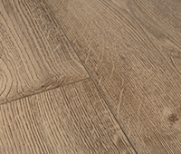 Вінілова підлога із сучасною фаскою