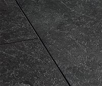 Vinyl vloeren met een steenstructuur