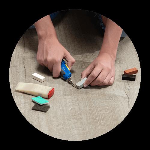 Quick-Step-Reparatur-Kit