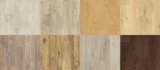 Designs de piso de vinil